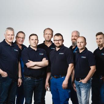 Team Fördertechnik